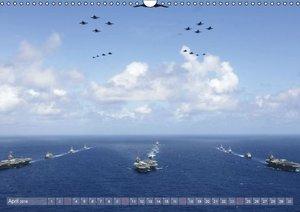 Streitkraft. Militärische Impressionen (Wandkalender 2016 DIN A3
