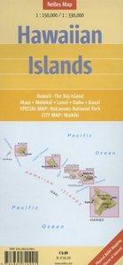 Hawaiian Islands 1 : 150 000 / 1 : 330 000