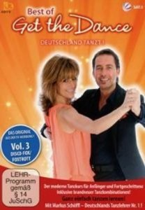 Get The Dance-Best of by Markus Schöffl-DVD