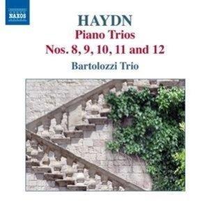 Klaviertrios Vol.4 (Nr.8-12)