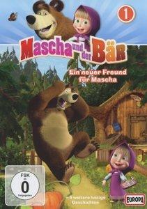Mascha und der Bär 01. Ein neuer Freund für Mascha