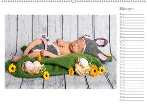 Aller Anfang ist klein - Babykalender mit Noah (Wandkalender 201