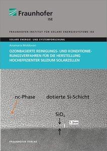 Ozonbasierte Reinigungs- und Konditionierungsverfahren für die H