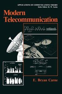 Modern Telecommunication