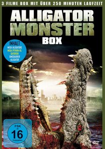 Alligator Monster Box