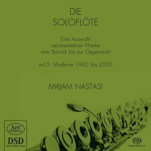 Die Soloflöte Vol.5-Moderne 1960 bis 2000