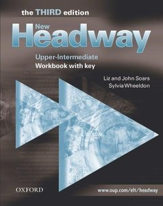 New Headway. Upper-Intermediate. Workbook with key. New Edition