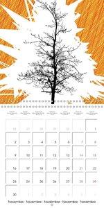 Tree art - the art of trees (Wall Calendar 2015 300 × 300 mm Squ