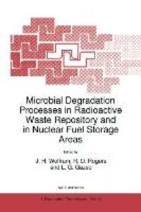 Microbial Degradation Processes in Radioactive Waste Repository
