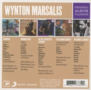 Wynton Marsalis-Original Album Classics