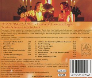 Herzensgesänge-Pearls of Love and Light