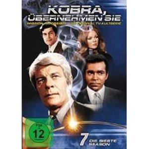 Kobra, übernehmen Sie - Season 7 (6 Discs, Multibox)