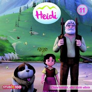 Heidi-11: Clara Kommt,Aber N.Allein U.A.(Cgi)