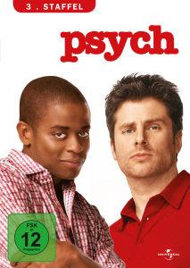 Psych Season 3
