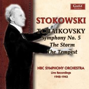 Stokowski Dirigiert Tschaikowsky Sinfonie 5