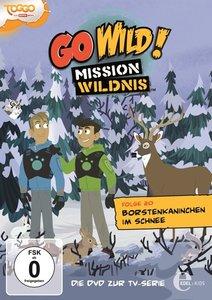 (20)DVD z.TV-Serie-Borstenkaninchen Im Schnee