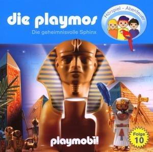 Die Playmos 10. Das Geheimnis der Sphinx