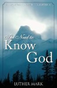 The Need to Know God