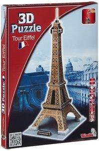 Simba 106137297 - 3D-Puzzle Eiffelturm