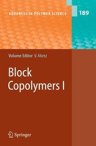 Block Copolymers I
