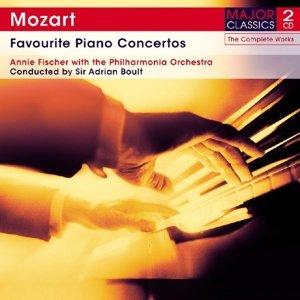 Favourite Piano Concertos