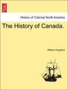 The History of Canada, vol. II