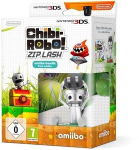 3DS Chibi-Robo! Zip Lash + amiibo