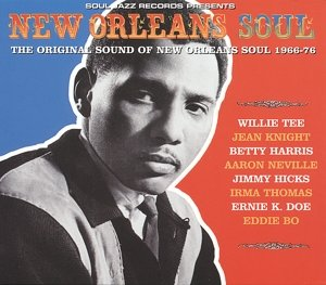 New Orleans Soul 1966-1976