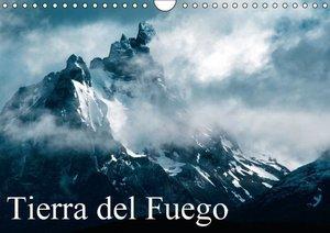 Tierra del Fuego UK-Version (Wall Calendar 2016 DIN A4 Landscape