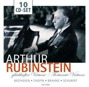 Arthur Rubinstein-Glückhafter Virtuose