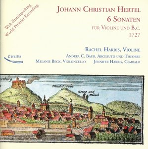 6 Sonaten für Violine und BC