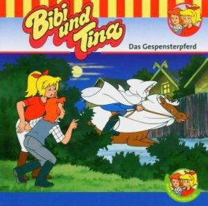 Bibi und Tina 34. Das Gespensterpferd. CD