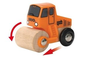 Brio 337334 - Baufahrzeuge - Set