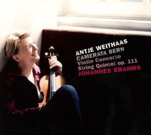 Violinkonzert/Streichquintett