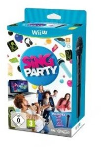 Wii U Sing Party (incl. Mikrofon)