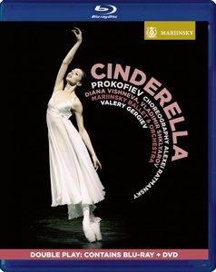 Cinderella (DVD+Blu-R)