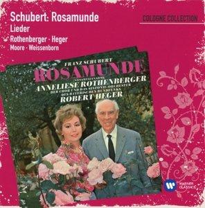 Rosamunde D.797 & Lieder