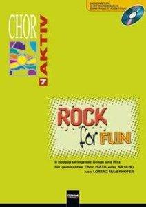 Chor aktiv 7 - Rock for Fun