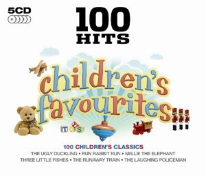 100 Hits-Childrens Favourite