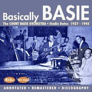 Basically Basie 1937-1945