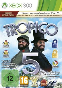 Tropico 5 (Limitierte Erstauflage - Day-1-Edition)