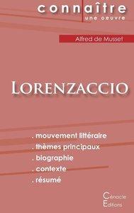 Fiche de lecture Lorenzaccio de Alfred de Musset (analyse complè