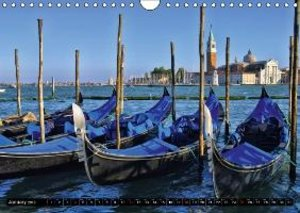 Italy - Beautiful Places (Wall Calendar 2015 DIN A4 Landscape)