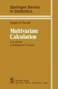 Multivariate Calculation