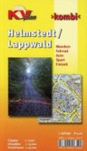 Helmstedt / Lappwald 1 : 15 000