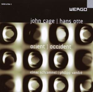 Cage/Otte-Orient/Occident