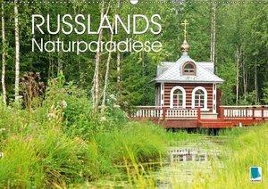Russlands Naturparadiese (Wandkalender 2018 DIN A2 quer)