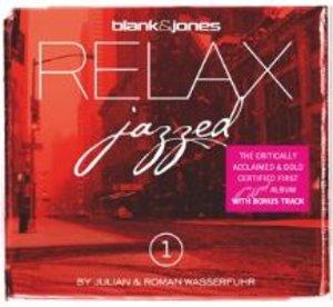 Relax Jazzed 1 (Incl.Bonustrack)
