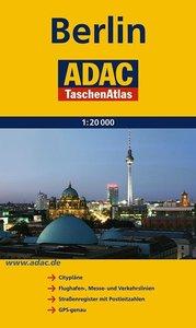 ADAC TaschenAtlas Berlin 1 : 20 000
