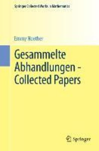 Gesammelte Abhandlungen - Collected Papers